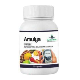 Anti Diaretic & Balance Metabolism Capsules