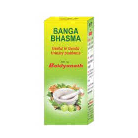 Baidyanath Banga Bhasma