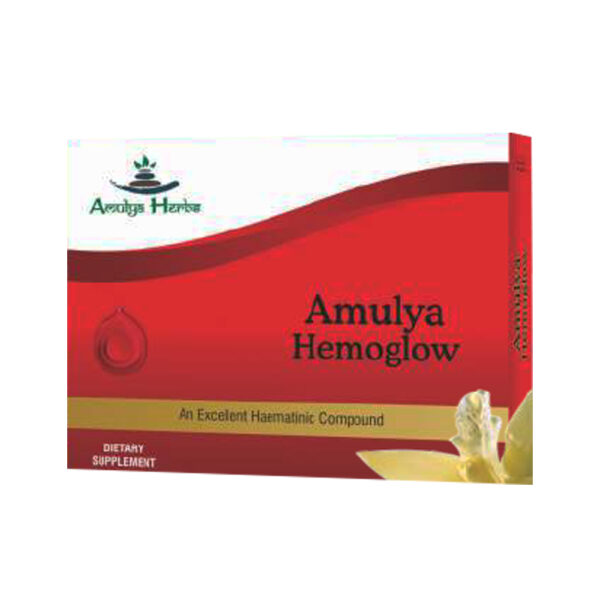 Hemoglow An Excelent haematinic Compound