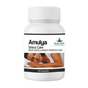 Amulyan Stress care Capsules