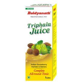 Triphala juice Baidyanath