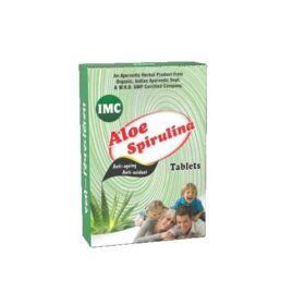 Aloe Spirulina Tablets