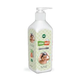 Aloe Baby Hair&body Wash