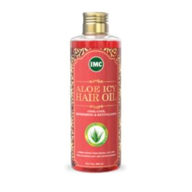 Aloe Icy Hair Oil