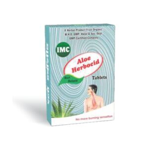 IMC-Aloe Herbocid Tablets
