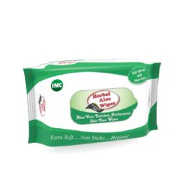 IMC-Herbal Aloe Wipes