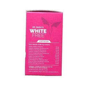 Dr.Basu's white Free Ingredient